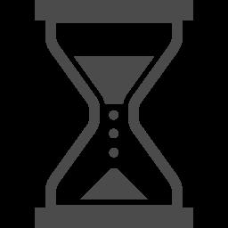 砂時計のフリーアイコン
